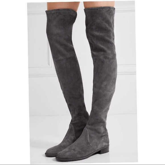 49d4d06bc98 New Stuart Weitzman Lowland Over Knee Boots 7.5